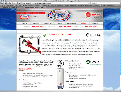 Central Plumbing and HVAC ~ Image 6